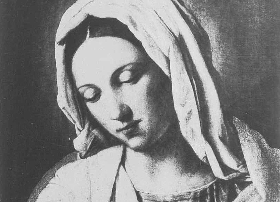 молитва Марии