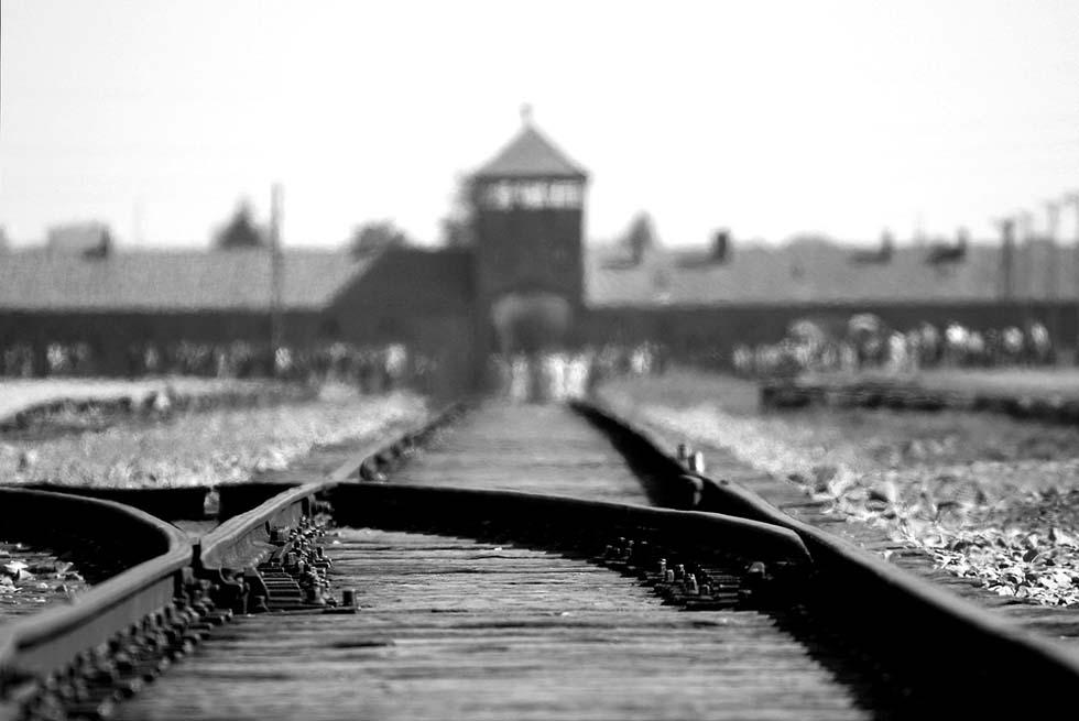 железная дорога в Аушвиц-Биркенау