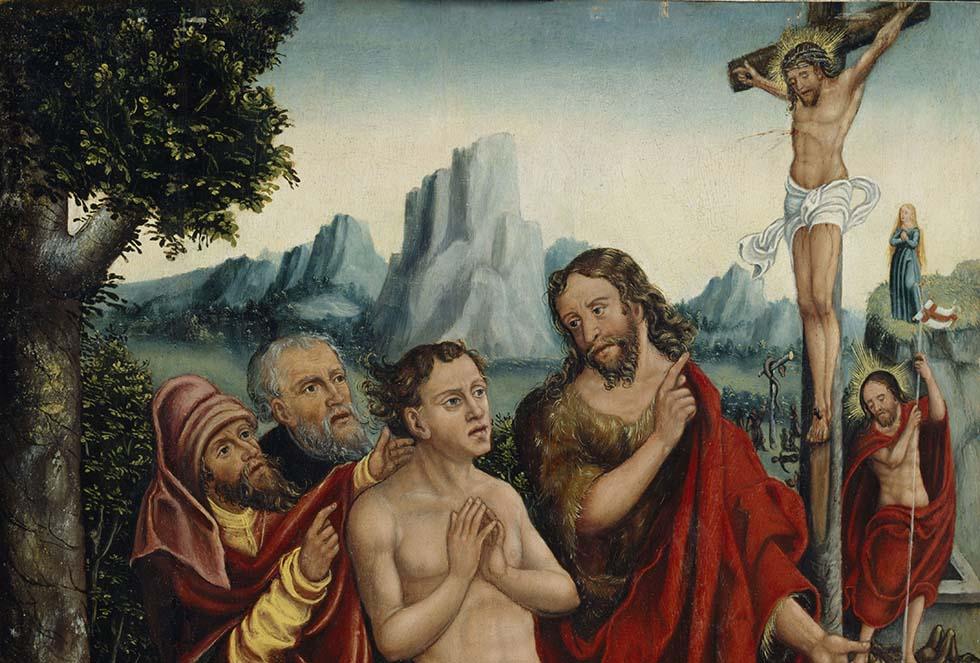 Христос и медный змей