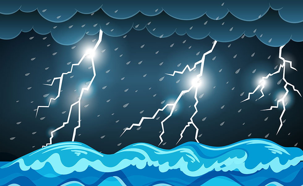Три вида бурь, с которыми обязательно столкнется каждый верующий