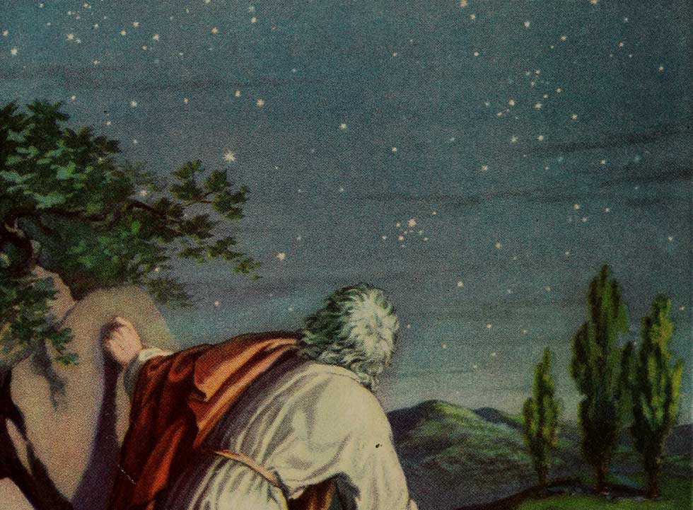 Авраам поверил Богу