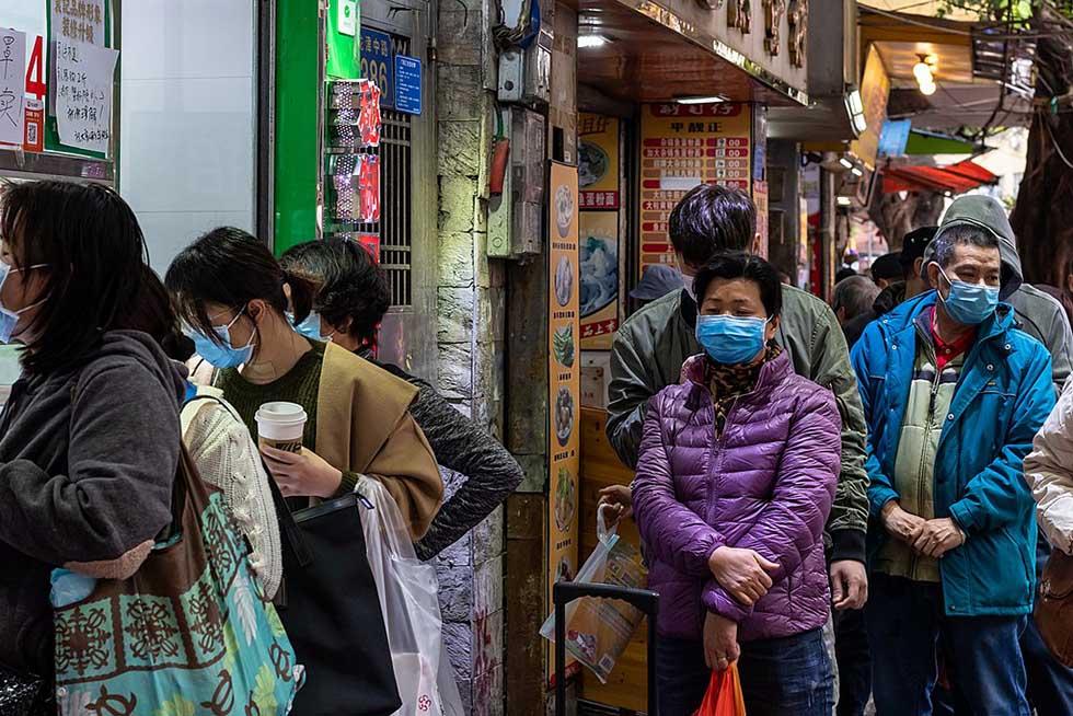 street photo in Guangzhou city