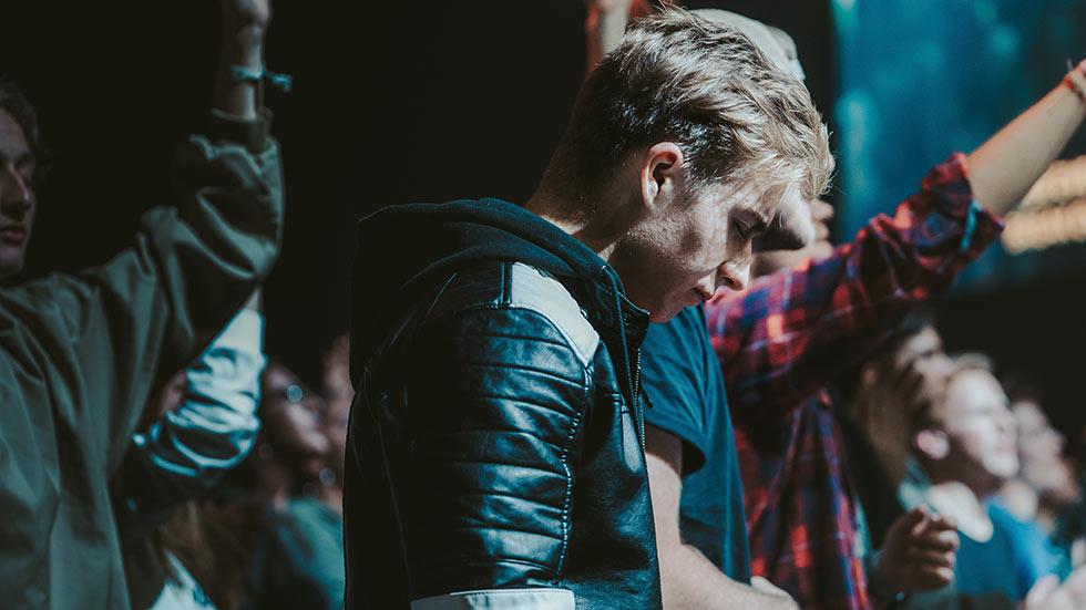 молитва перед Богом
