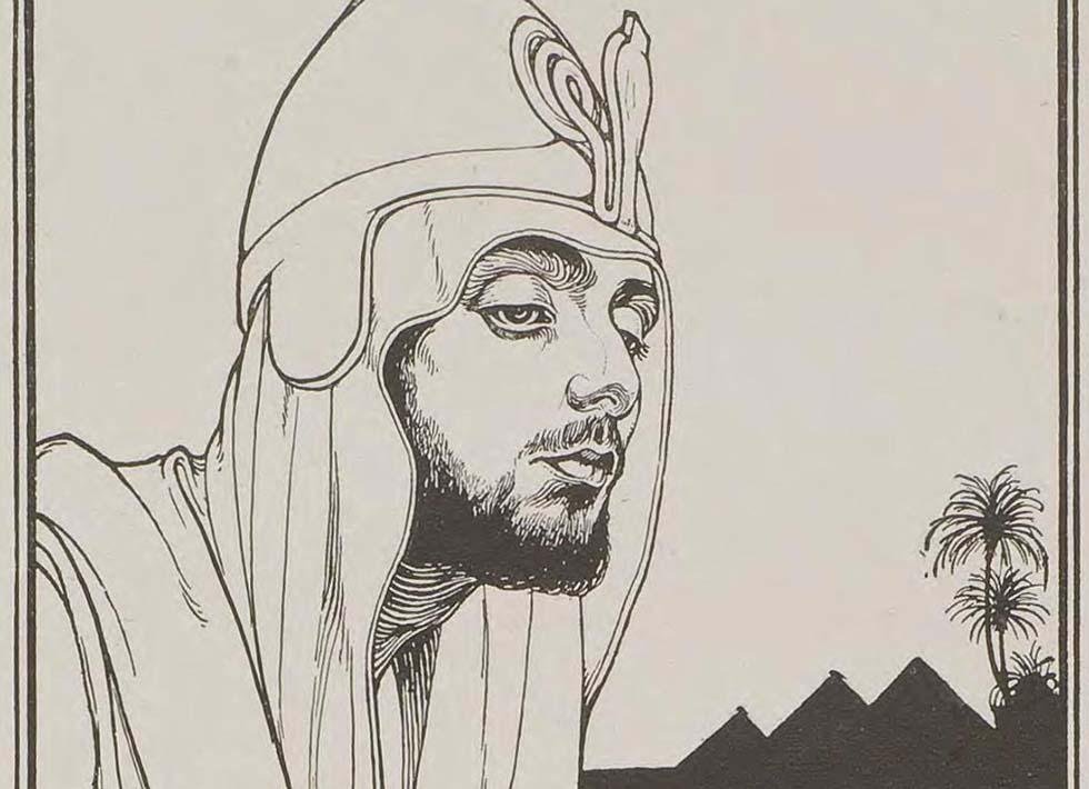 Моисей - принц Египта