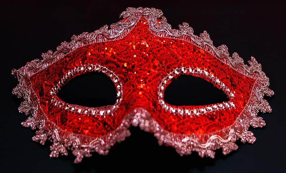 маска на Пурим