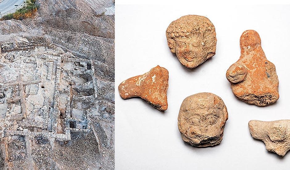 Царские кладовые и следы язычников Иудеи. Новая находка в Иерусалиме