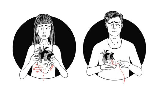 10 признаков неисцелённого сердца