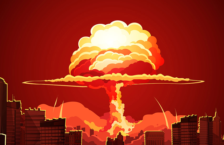 Опустошительные взрывы в Ливане и конец света