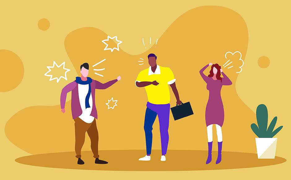 Что мне делать, если коллеги используют ненормативную лексику?