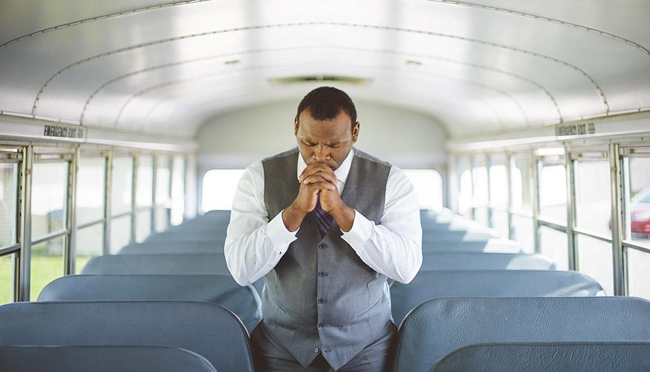 Молитва — это отказ надеяться на себя