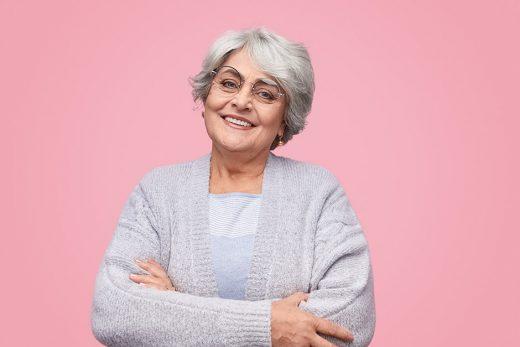 Пожилые женщины, молодые церкви нуждаются в вас