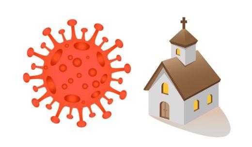 Шесть актуальных церковных споров касательно COVID