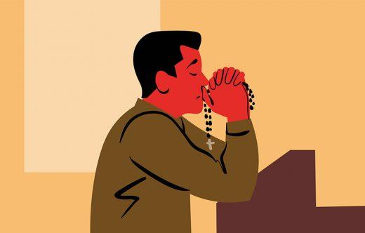 Михаил Самсонов: Когда молитва перестаёт быть молитвой?