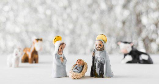 А для вас Иисус так и остался младенцем?