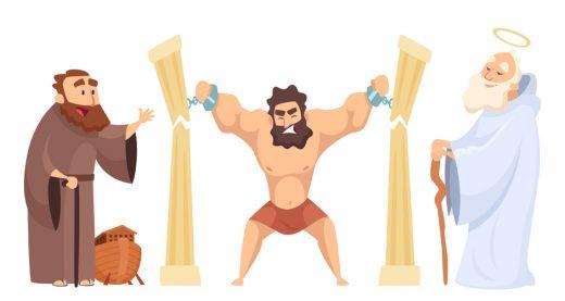 Библейские герои, попавшие из списка плохих в список хороших