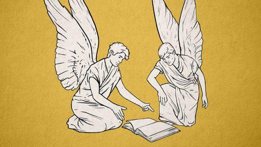 Христианство не скучно. Спросите ангелов