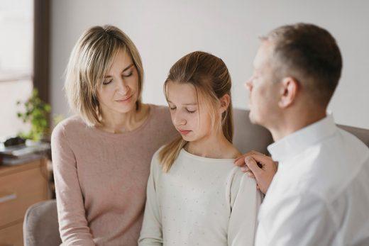 Три простых молитвы по Писанию за всю вашу семью