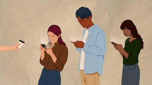 Не заглядывайте в интернет при каждом удобном случае