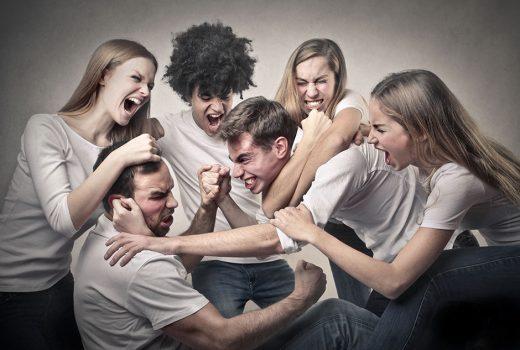 Когда (и как) избегать конфликтных людей