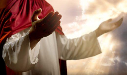 Иисус молится за вас