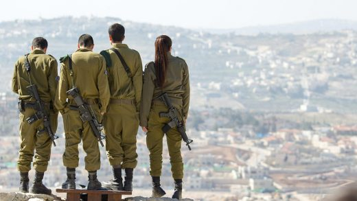 Исследование среди мессианских верующих солдат в ЦАХАЛ