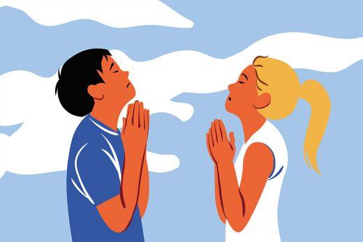 10 причин, почему многим из нас трудно молиться с нашими супругами каждый день