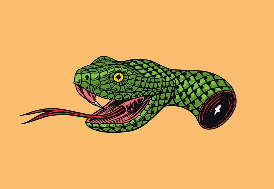 Противоядие от смертельного змеиного яда