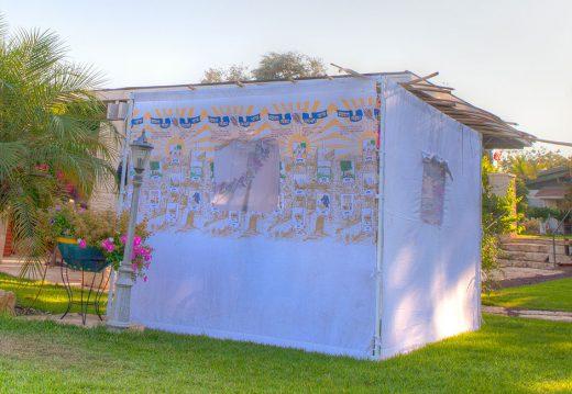 Суккот: Иисус обитал в шатре, и Павел делал палатки