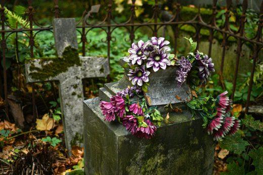 Позволь Иисусу превратить твою могилу в сад