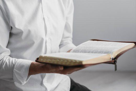 Два уровня святости в Писании